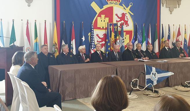 La Cofradia Europea de la Vela, suspende la Investidura de nuevos cofrades dada la situación actual provocada por el Covid-19