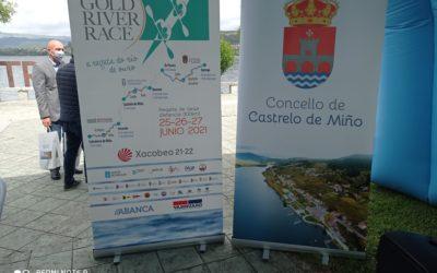 Ourense acoge dos etapas de la Gold River Race
