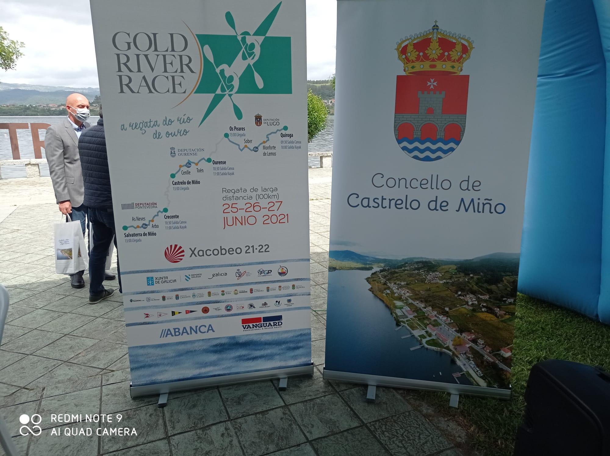 Gold River Race