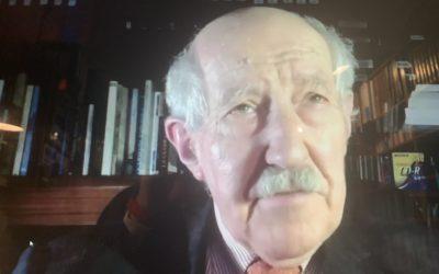 """Lleno virtual absoluto en la conferencia de de Marcelino Gonzalez sobre """"El combate de Lepanto en su 450 aniversario"""""""