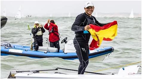 Equipo Olímpico Español de Vela