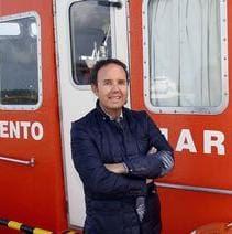 """Conferencia de Manuel Capeáns """"A bordo con Salvamento Maritimo"""""""